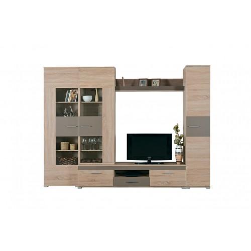 Секцията  е много добър вариянт за големи и малки пространства, защото тя позволява да се комбинират в зависимост от размера и нуждите