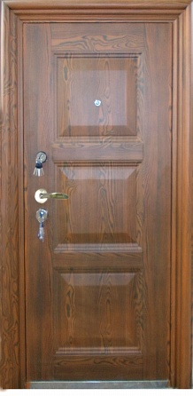 Блиндирана входна врата модел 804-9