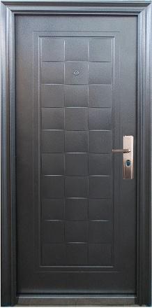 Блиндирана входна врата модел 132-D1