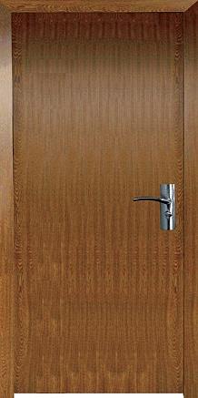 Интериорна HDF врата модел 030 Златен дъб