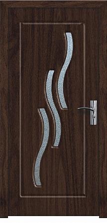 Интериорна HDF врата модел 014 Венге