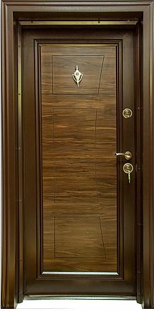 Блиндирана входна врата код Т369-Т