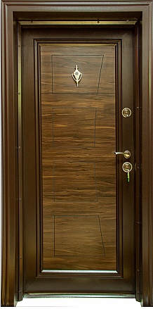 Блиндирана входна врата модел Т 369-Т