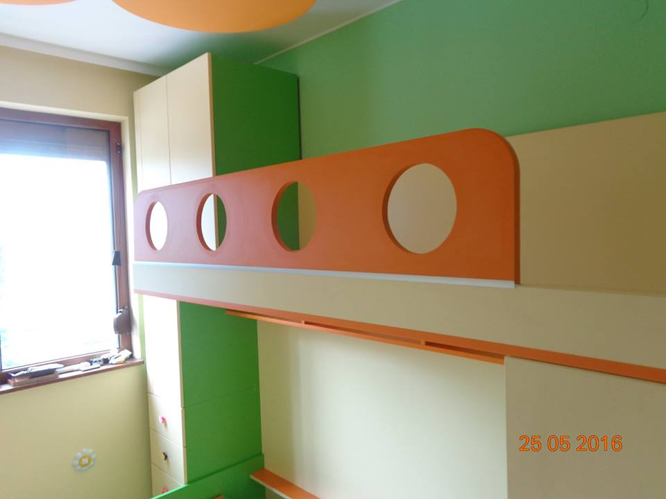 Детска стая Мика
